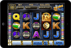Online Casinos for the iPad