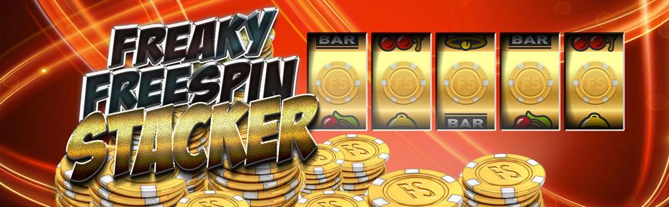 Spartan Slots casino Freaky Free Spins Tracker