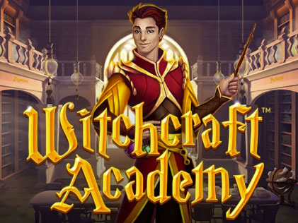 Witchcraft Academy Slot Review - Play Online Free NetEnt Games