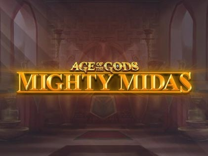 Age of the Gods: Mighty Midas Slot
