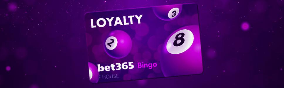 bet365 Bingo Reward Club – Earn Loyalty Points & get rewards