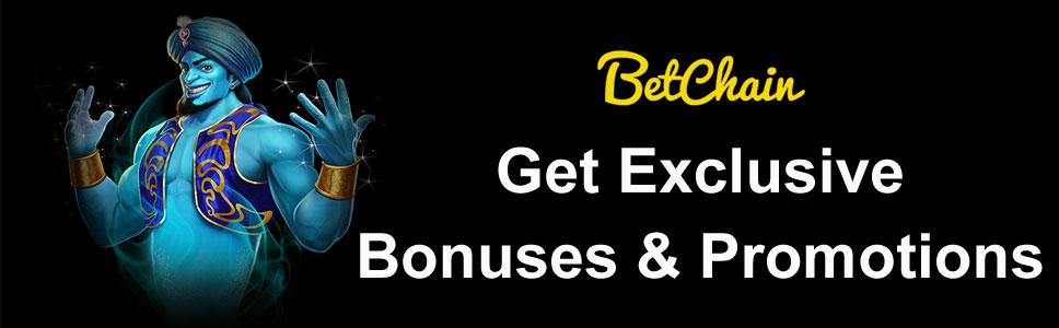 BetChain Casino VIP Bonus