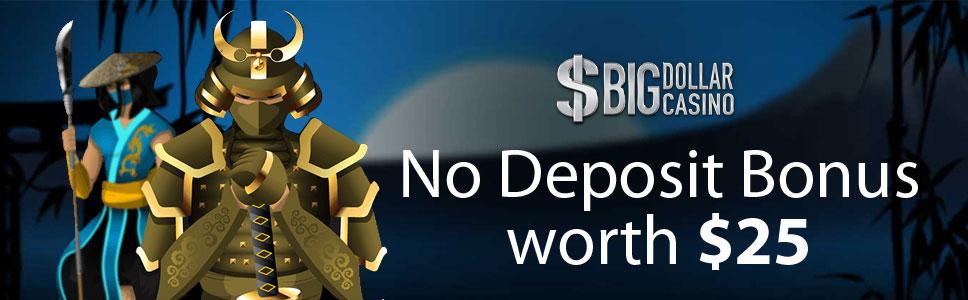 Big Dollar Casino Claim No Deposit Bonus Code