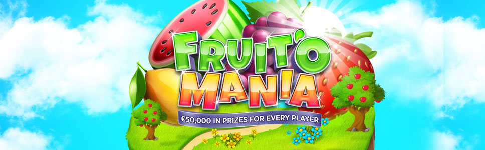 Bitstarz Casino Fruito Mania Offer