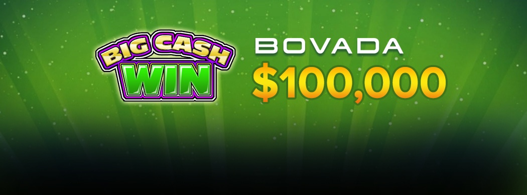 Resident of Illinois Wins $100,000 Jackpot with Big Cash Win Slot at Bovada Casino