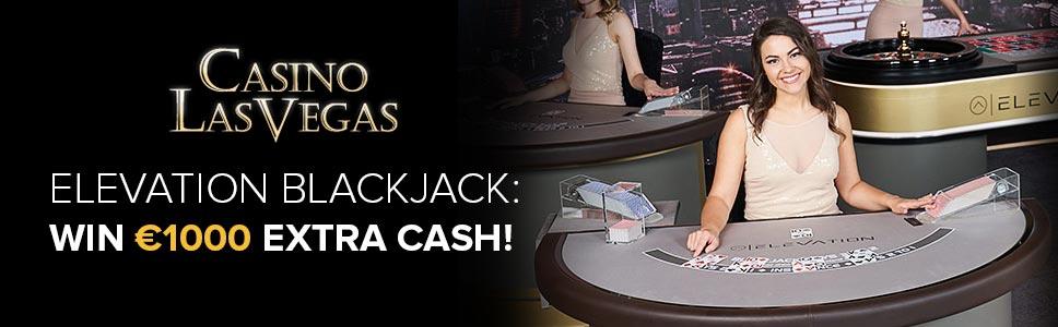 Casino Las Vegas Elevation Blackjack Offer