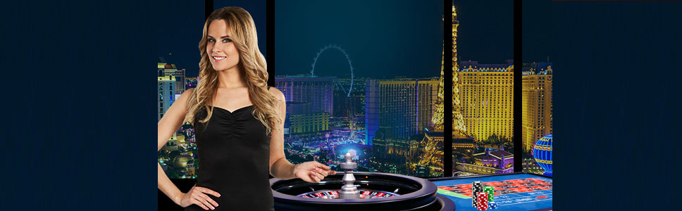 Casino Las Vegas Live Welcome Offer