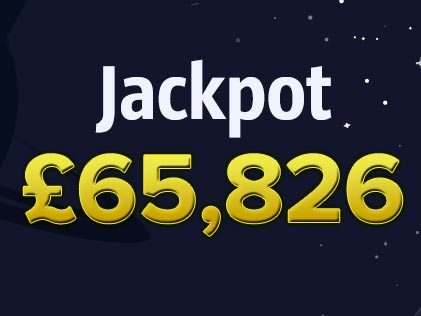 A £2 Bet helps Dennis Bag a £65,826 Jackpot
