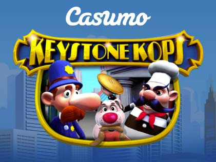 A Lucky Player At Casumo Casino Won £21,145.76 With £1.50 Spin On Keystone Kops Slot