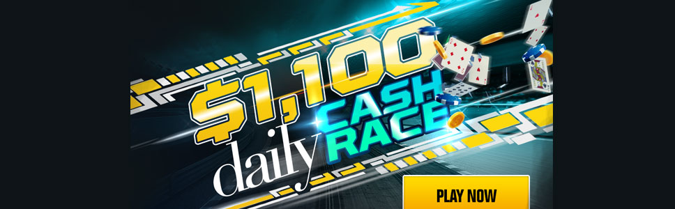 Sportsbetting Poker Daily cash race