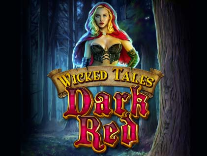 The Wicked Tales - Dark Red Slot