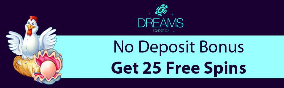 Dreams Casino No Deposit Bonus Promo Codes 2020