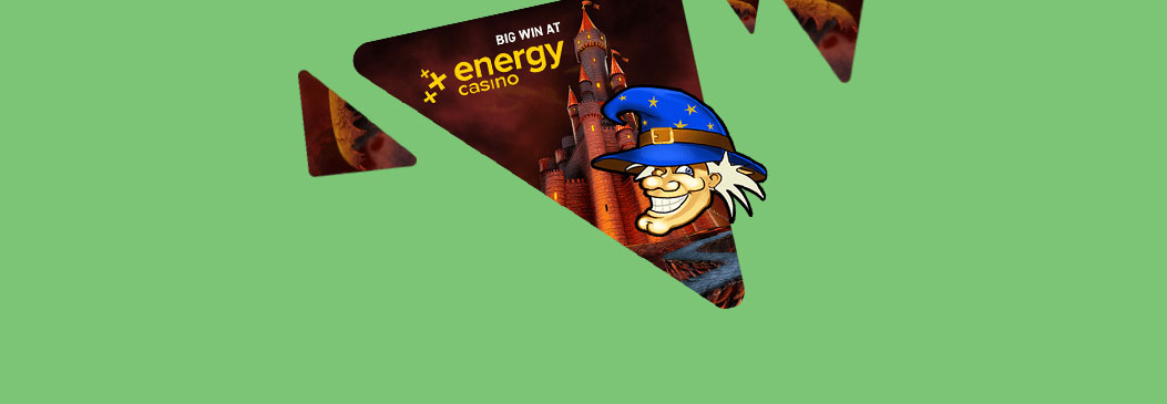 A Lucky Player Scoops out €22000 Win on Magic Hot 4 Slot Game at Energy Casino