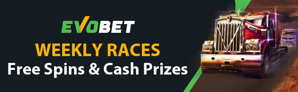Evobet Casino Weekly Races