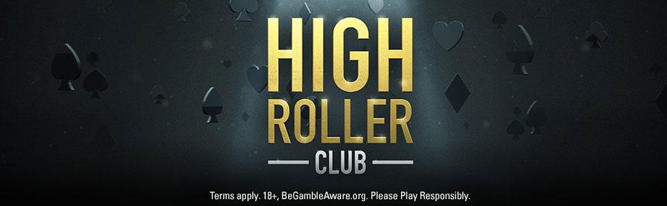 Pokerstars High Roller Club