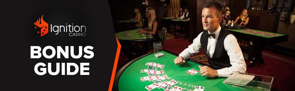 Ignition Casino Bonus & Pomotions