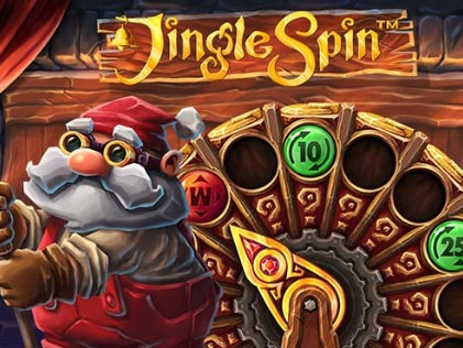 The Jingle Spin Slots