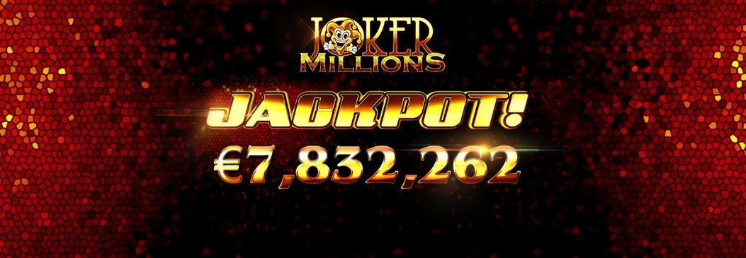 Yggdrasil Pays €7.83 million Jackpot on Joker Millions to a Leo Vegas Casino Player