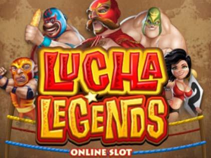 Lucha Legend Slot