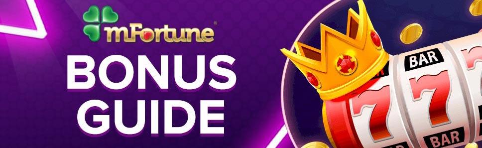 mFortune Casino Bonus & Promotions