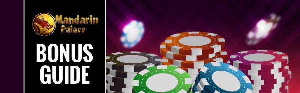 Mandarin Palace Casino Bonus & Promotion Codes