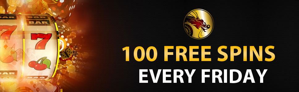 Mandarin Palace Casino 100 Free Spins Bonus