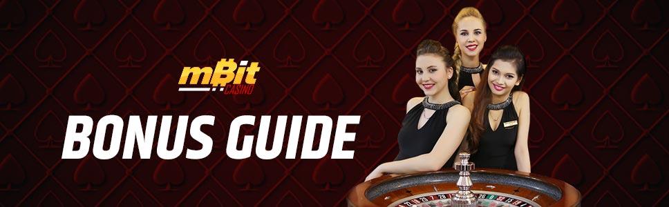 Mbit Casino Bonuses & Promotions