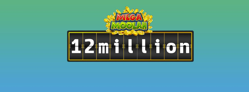 Mega Moolah Online Slots Machine by Microgaming hits a Jackpot worth 12 Million