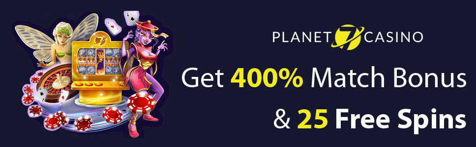 Planet Casino Free Spins