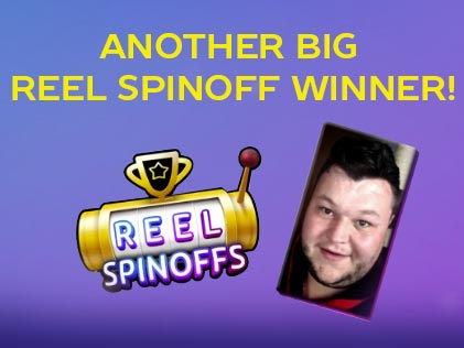 A PlayOjo player scooped a generous £10,000 in SPIN-A-MINI Reel Spinoff competition!