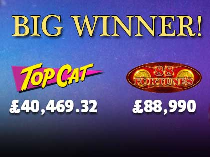 Play OJO Casino Turns Out to be Lucky for Two OJOers This Month