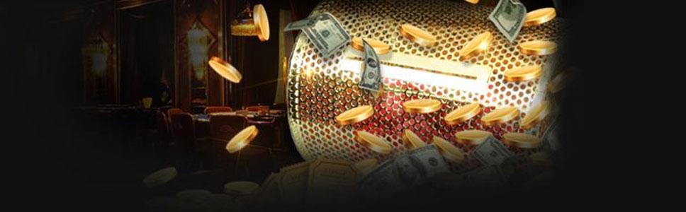 MyBookie Casino Raffle Thursdays Bonus up to $275 Reload Prize
