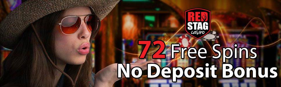 Red Stag Casino Free Spins No Deposit New Game Bonus