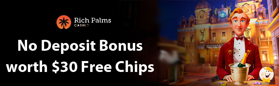 Rich Palms Casino No Deposit Bonus