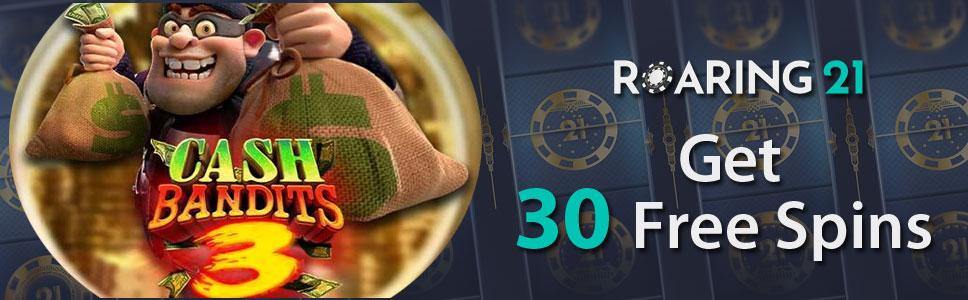 Roaring 21 Casino Free Spins No Deposit New Game Bonus
