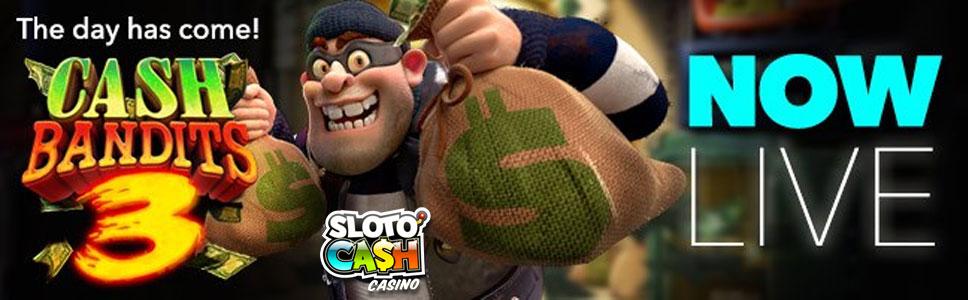 Sloto Cash Casino Login