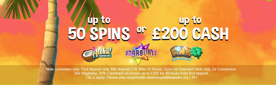 Sun Play Casino Welcome Offer