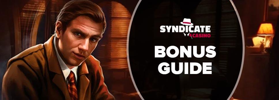Syndicate Casino Bonus Promotion Code