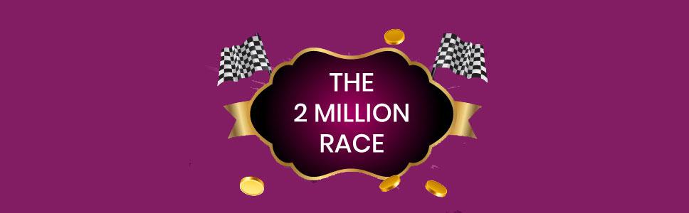 bingo hearts 2 million race