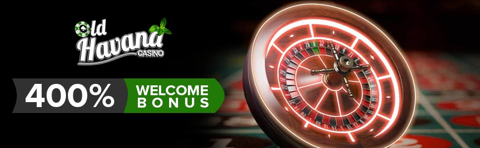 Old Havana Casino Welcome Offer