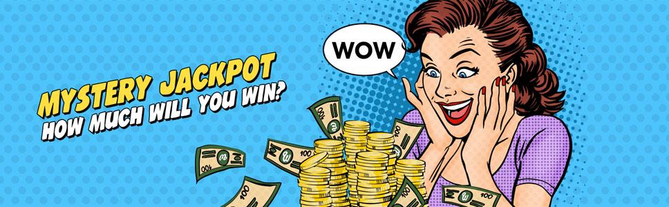 Wink Bingo Mystery Jackpots